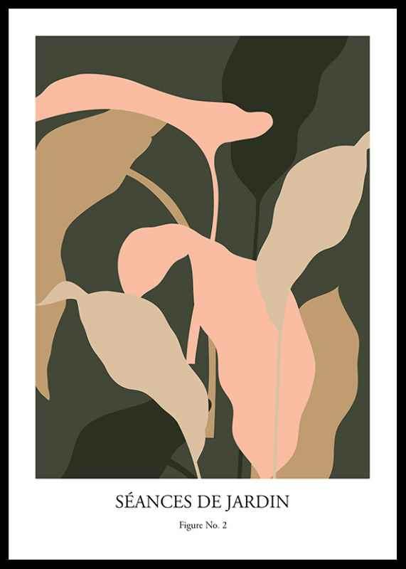 Botanical Graphic No2-0