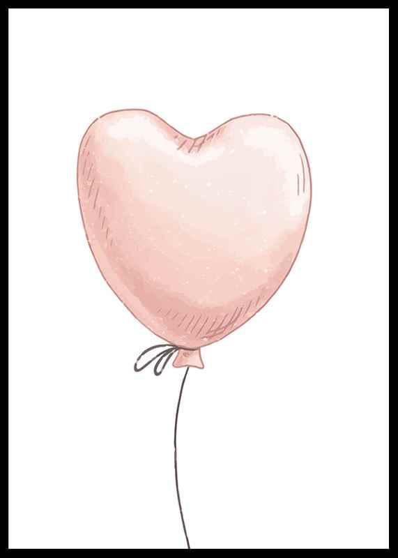 Heart Shaped Balloon-0