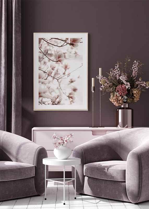 Pink Botanical Shades-4