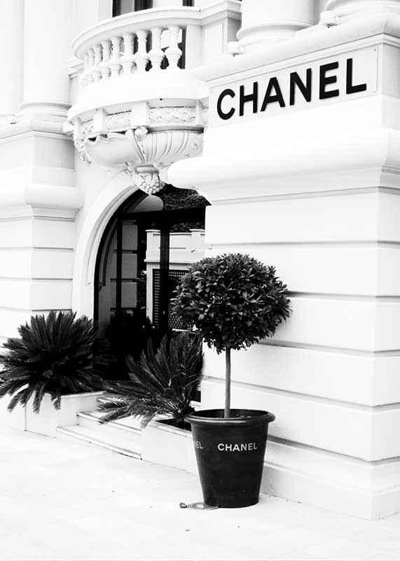 Chanel Store No1-3