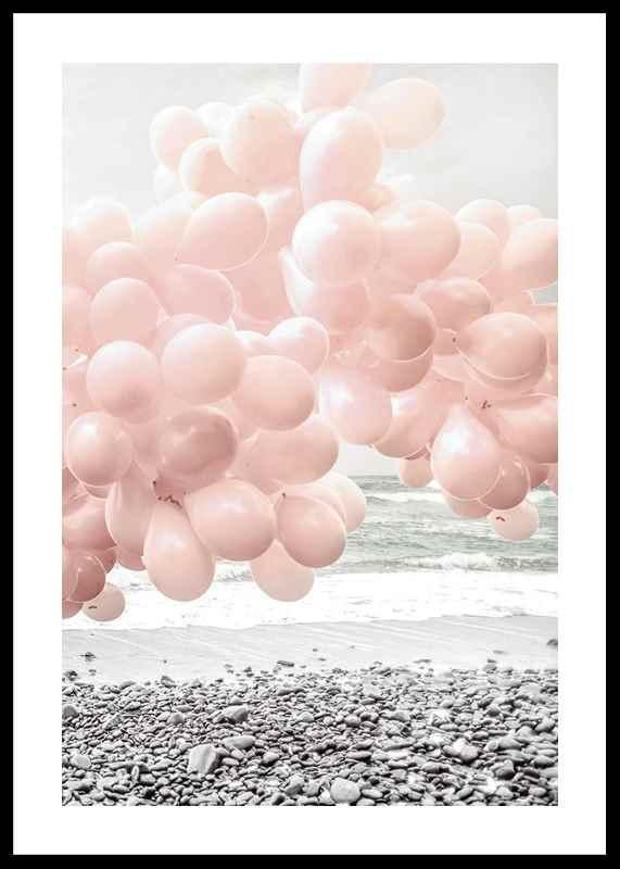 Pink Balloons No2-0