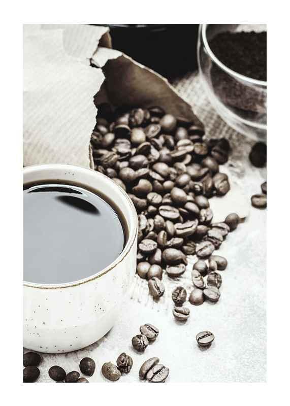 Coffee Beans No3-1