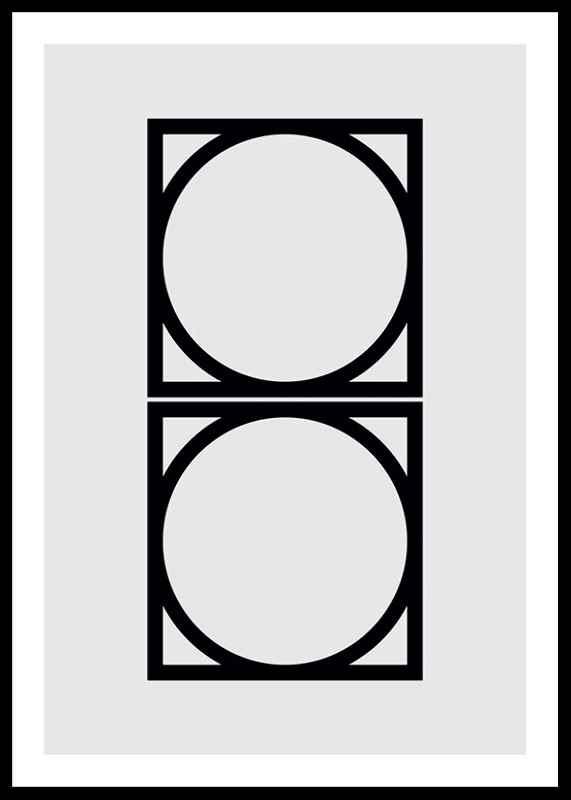 Geometric Art No1-0