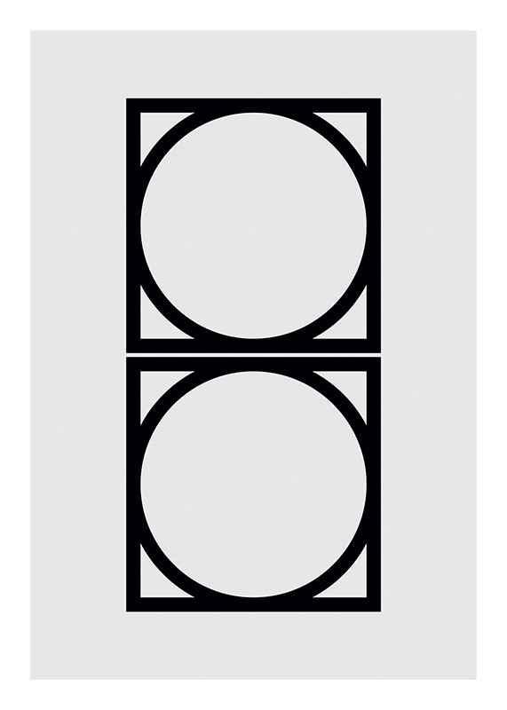 Geometric Art No1-1