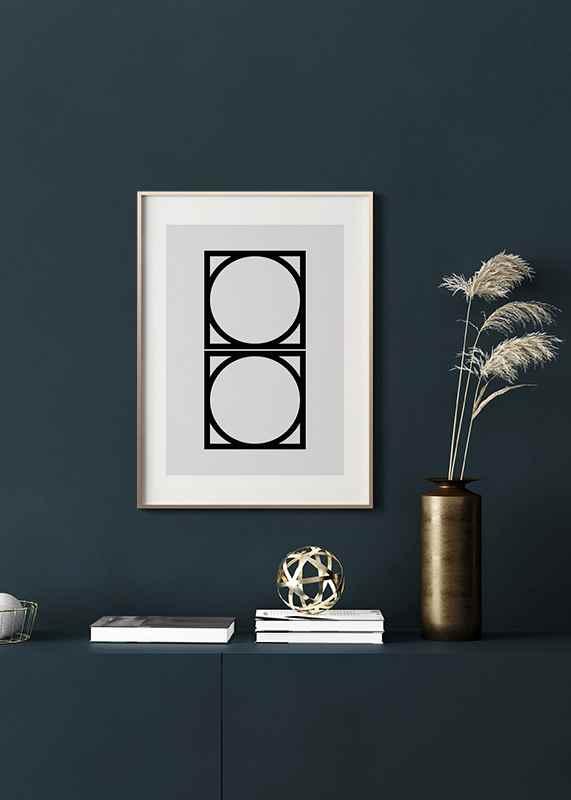 Geometric Art No1-2