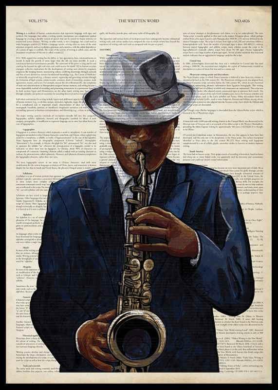 Saxophone-0