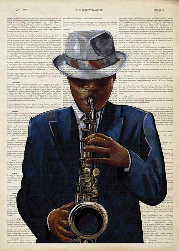 Saxophone-1
