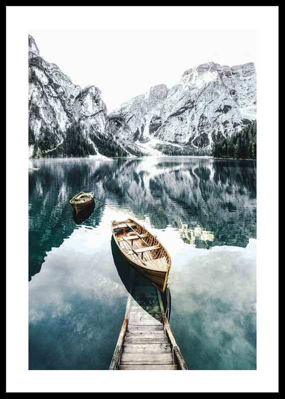 Braies Lake No2