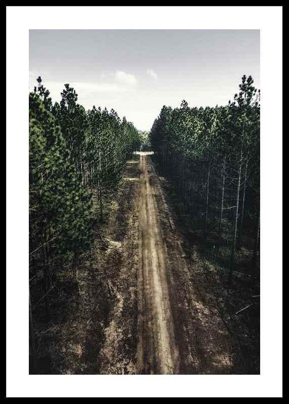 Muddy Road No1-0