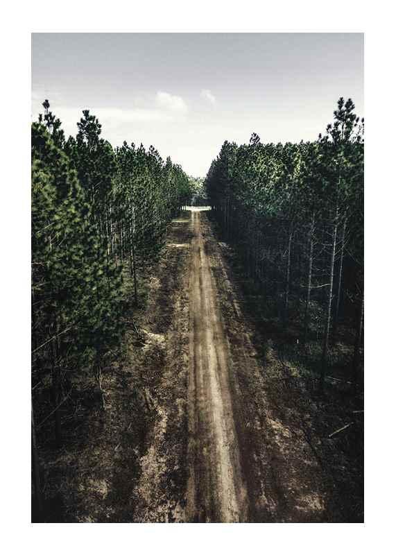 Muddy Road No1-1
