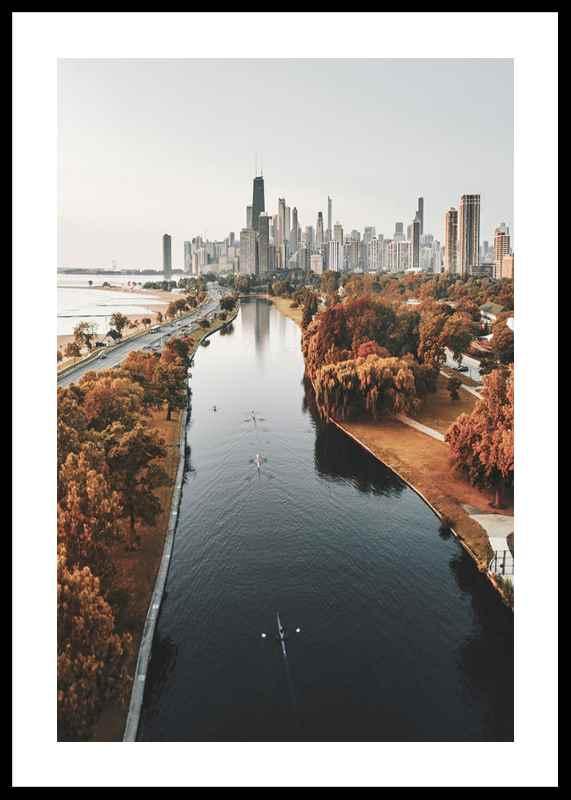 Autumn City-0