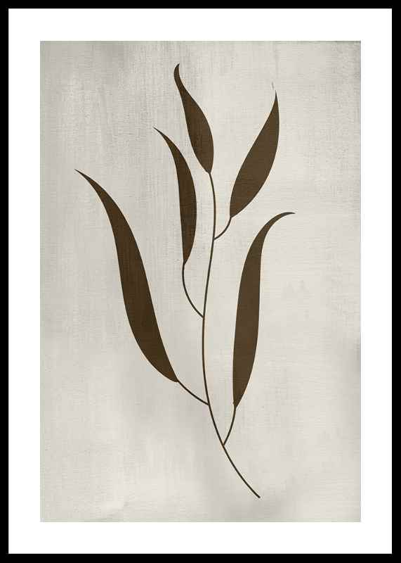 Plant Art No1-0