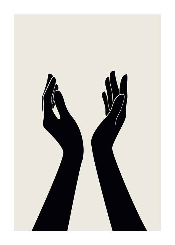 Abstract Hands-1