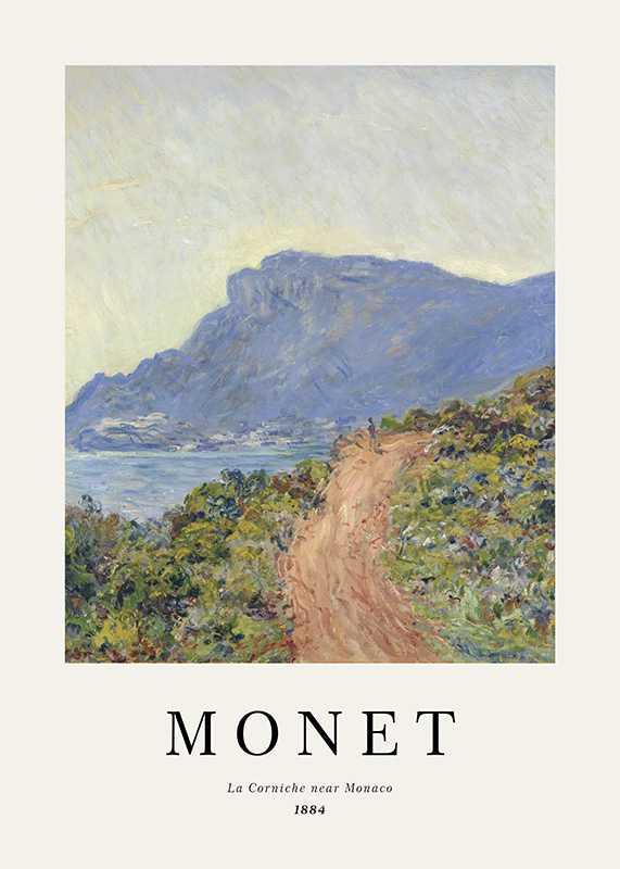 Monet La Corniche-1