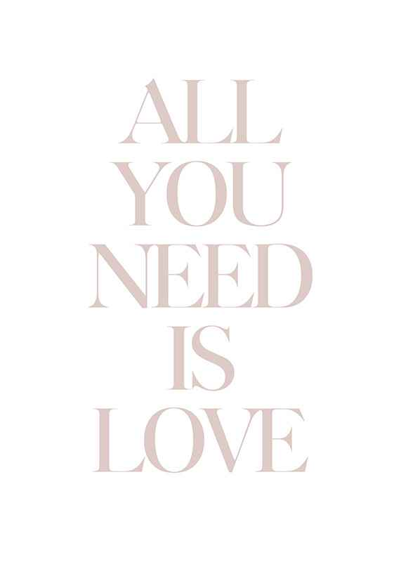 All You Need Is Love-1