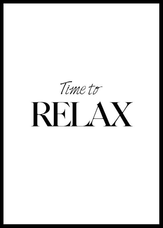 Time To Relax-0