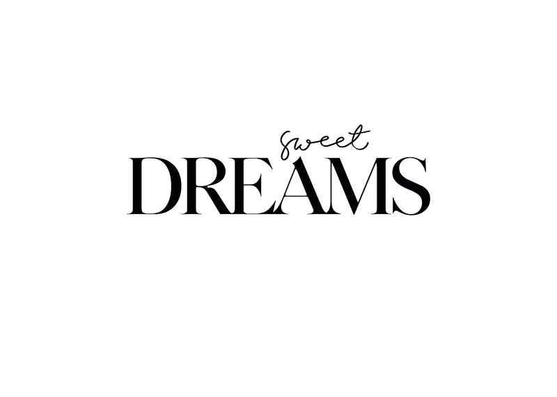 Sweet Dreams No2-1