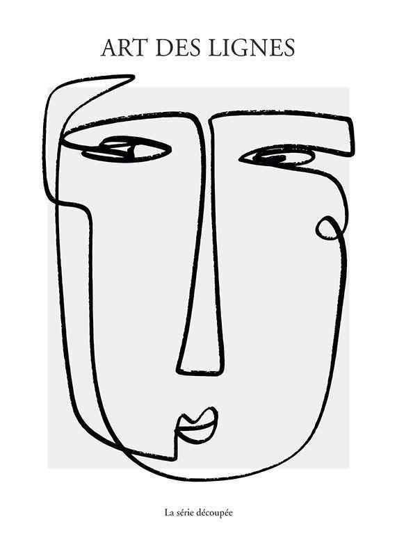 Art De Lignes No1-1