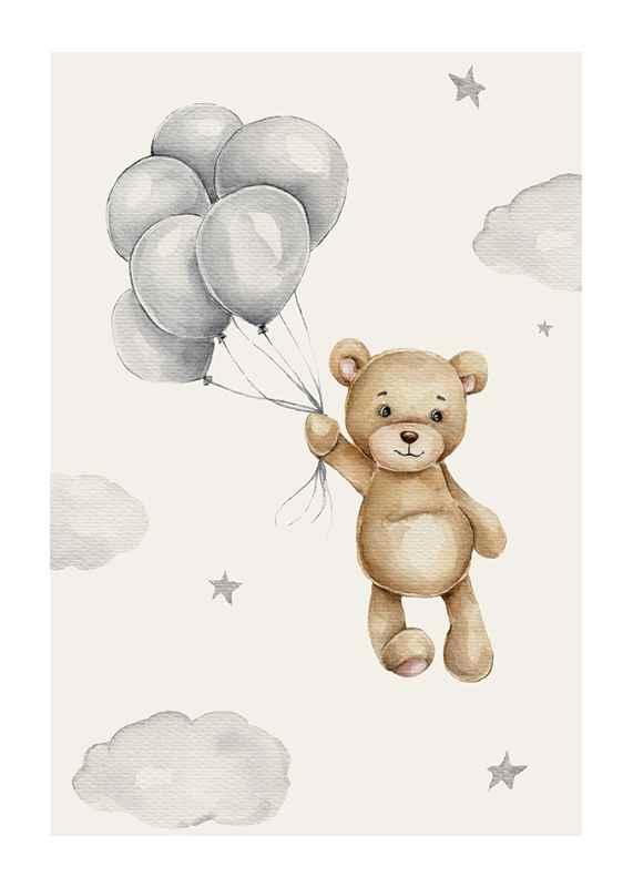 Balloons Teddy-1