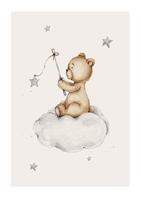 Cloud Teddy-1