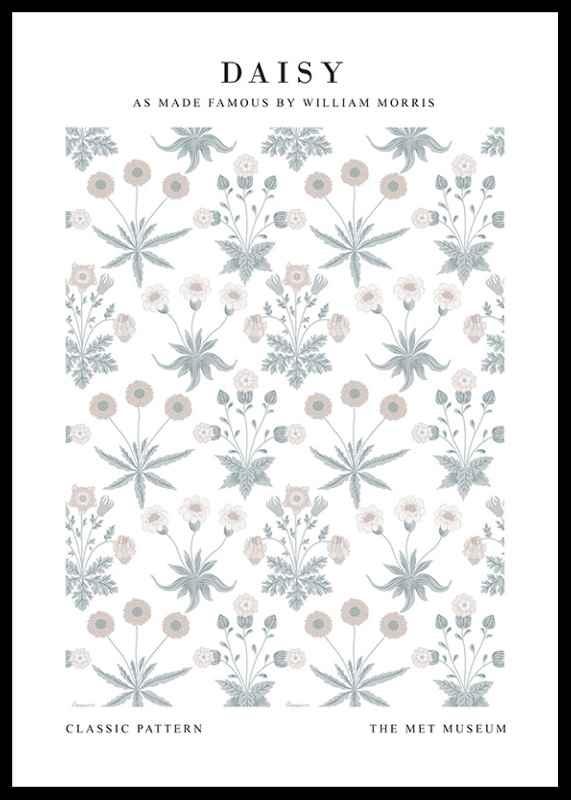 William Morris Daisy-0