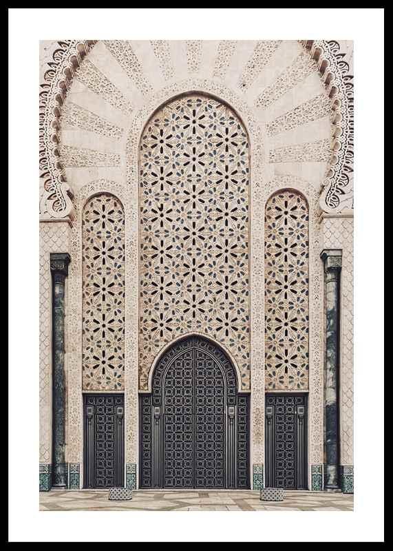 Ornate Entrance-0