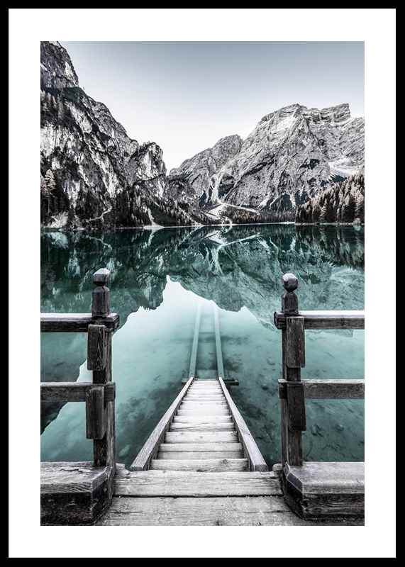 Braies Lake No3