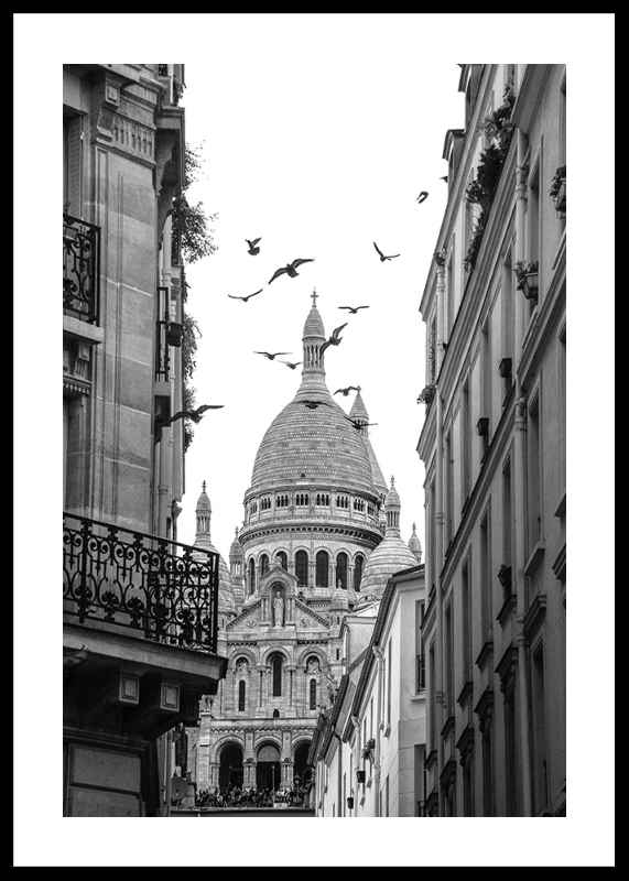 Afternoon in Montmartre-0