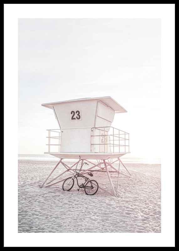 Lifeguard Tower 23-0