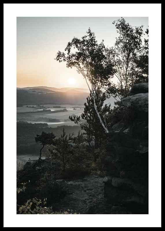 Sunrise In Switzerland No2-0