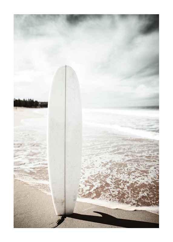 Standing Surfboard-1