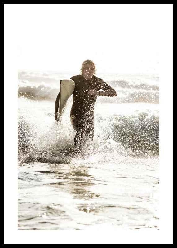 Running Surfer