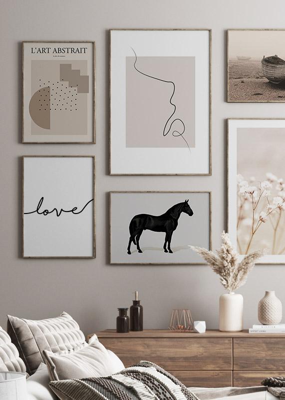 Shapes Line Art No2-2