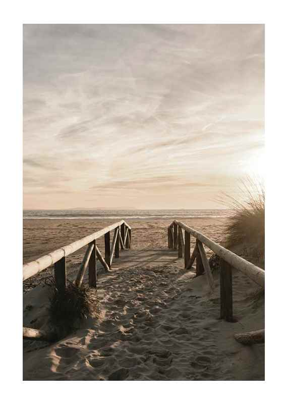 Path On Sand-1
