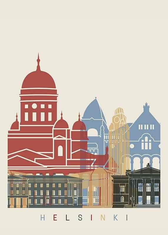 Helsinki Landmarks-1