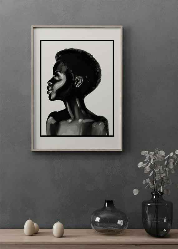 Femme Noire-2