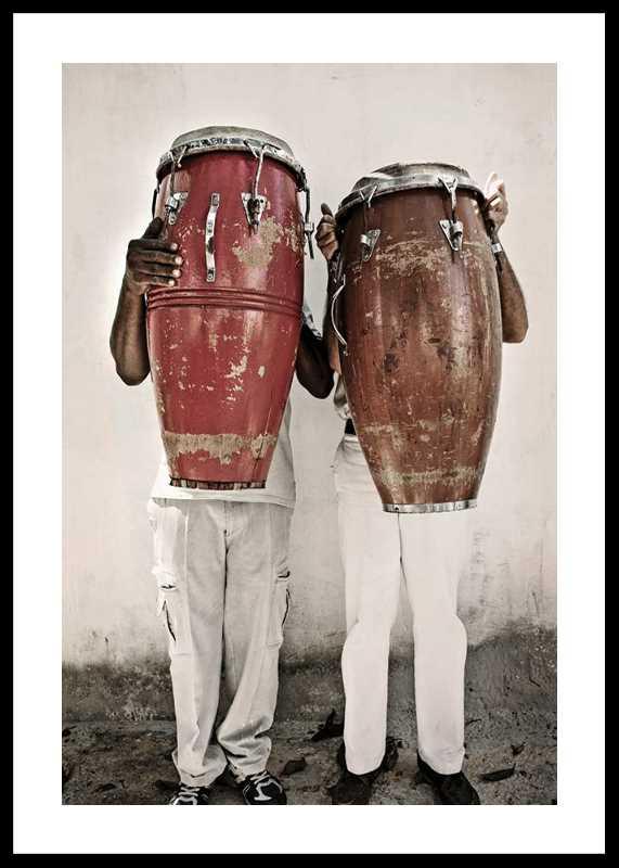 Playing The Bongo-0