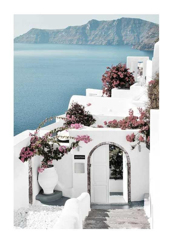 Santorini Village-1