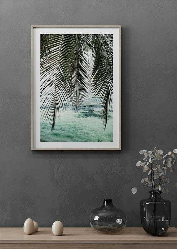 Palm Curtain-4