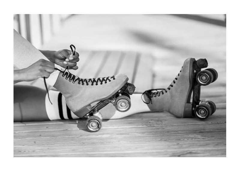 Roller Skates No3-1