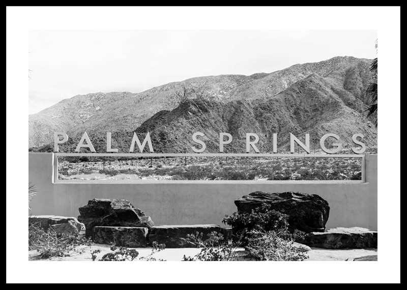 Palm Springs Sign-0