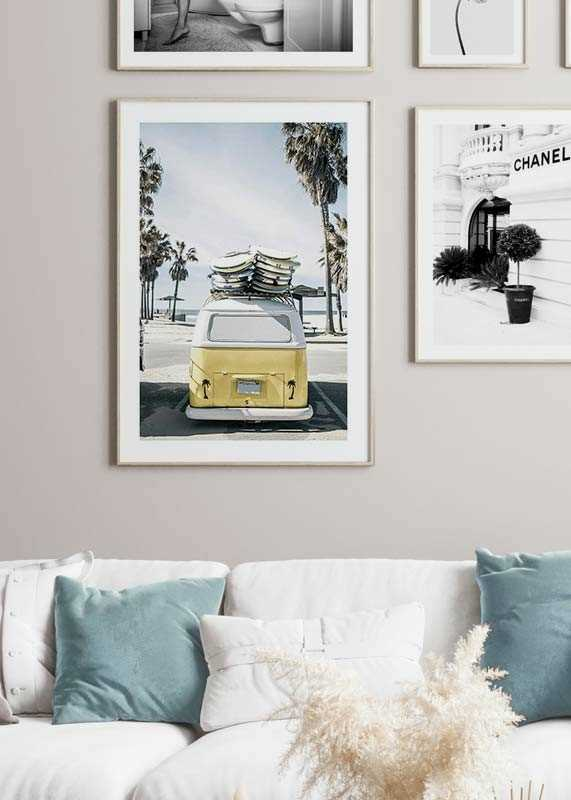Venice Beach Surf Van-4