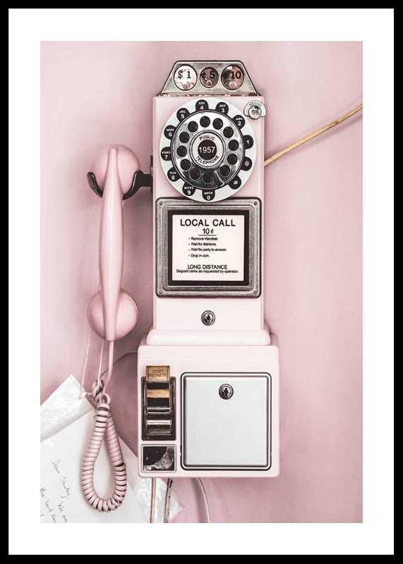 Vintage Pay Phone-0