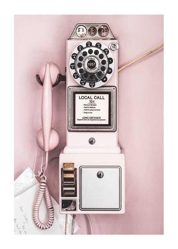 Vintage Pay Phone-1