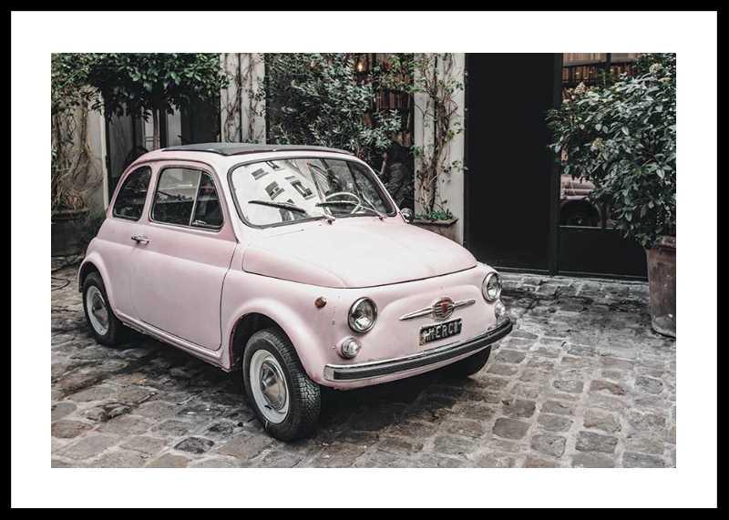 Pink Car-0