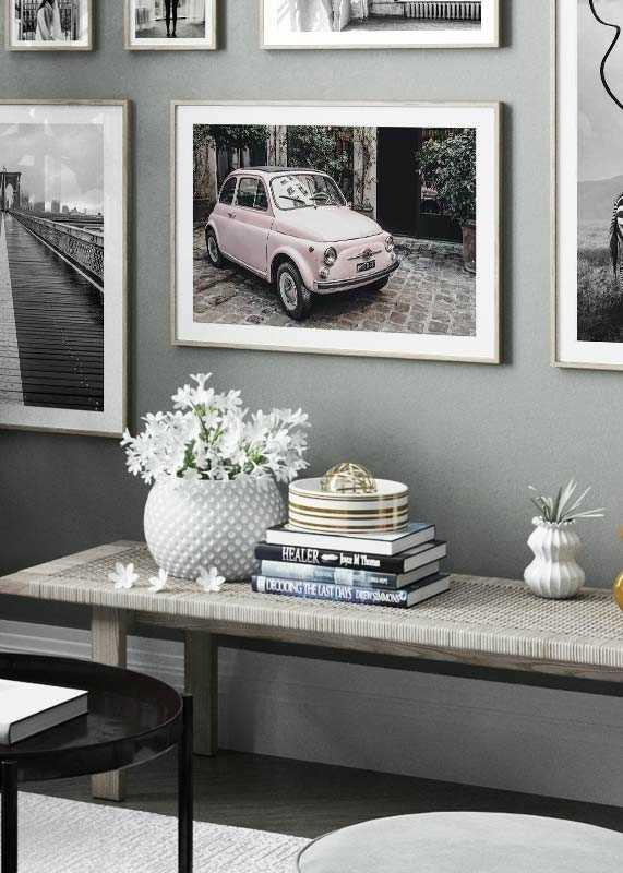 Pink Car-4