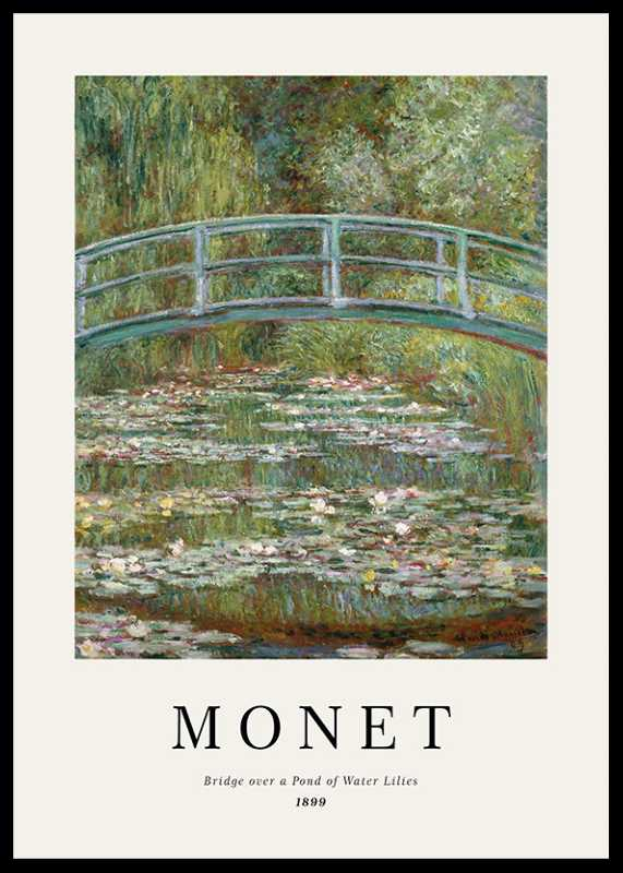Monet Water Lily Pond-0