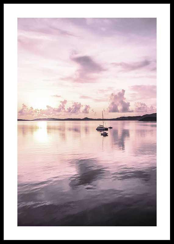 Thailand at sunset-0