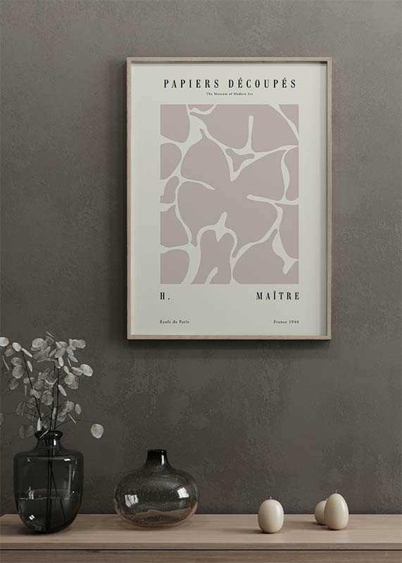 Matisse Papiers Decoupes No1-2