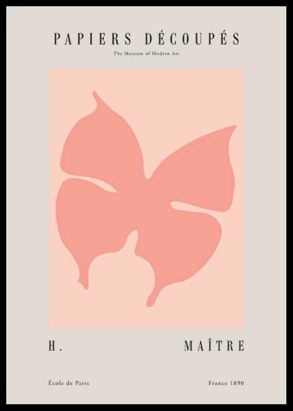 Matisse Papiers Decoupes No3